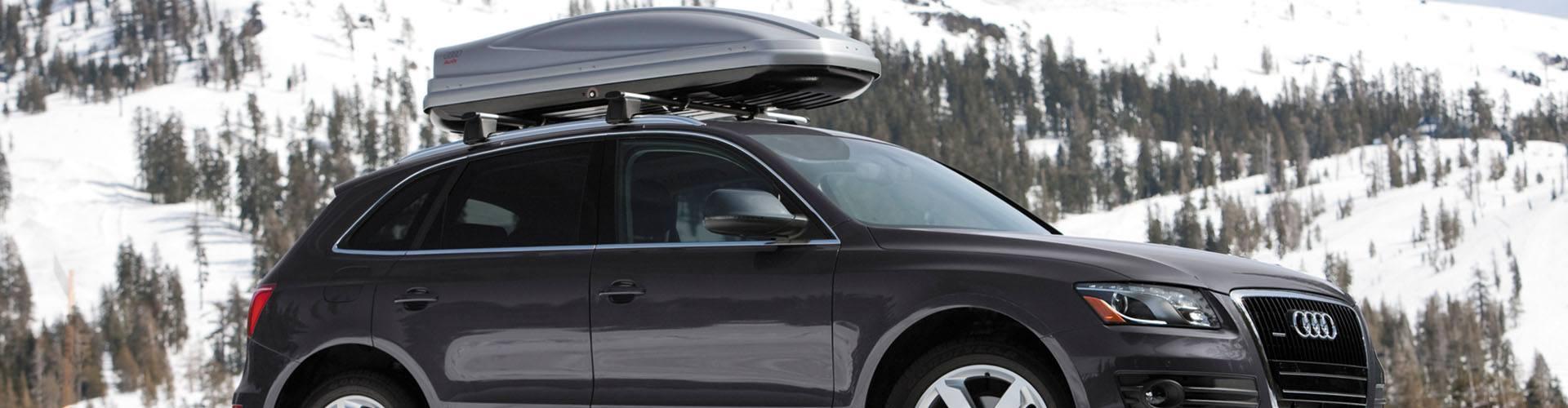 Sneeuwkettingen voor de Audi Q5