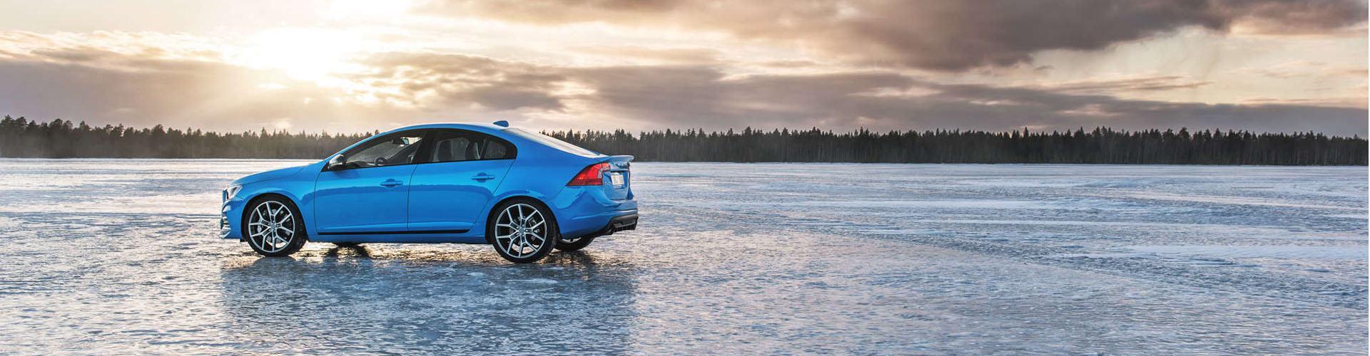 Sneeuwkettingen voor de Volvo V60