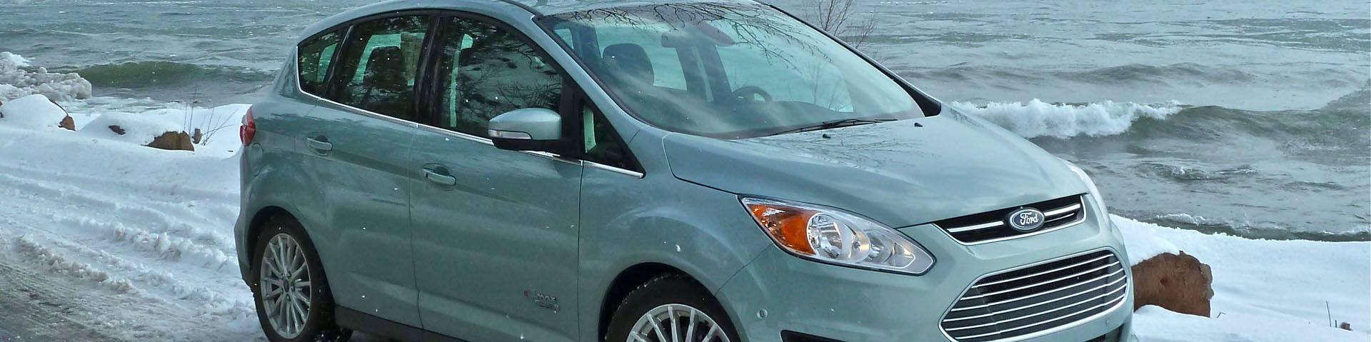 Sneeuwkettingen voor de Ford C-Max