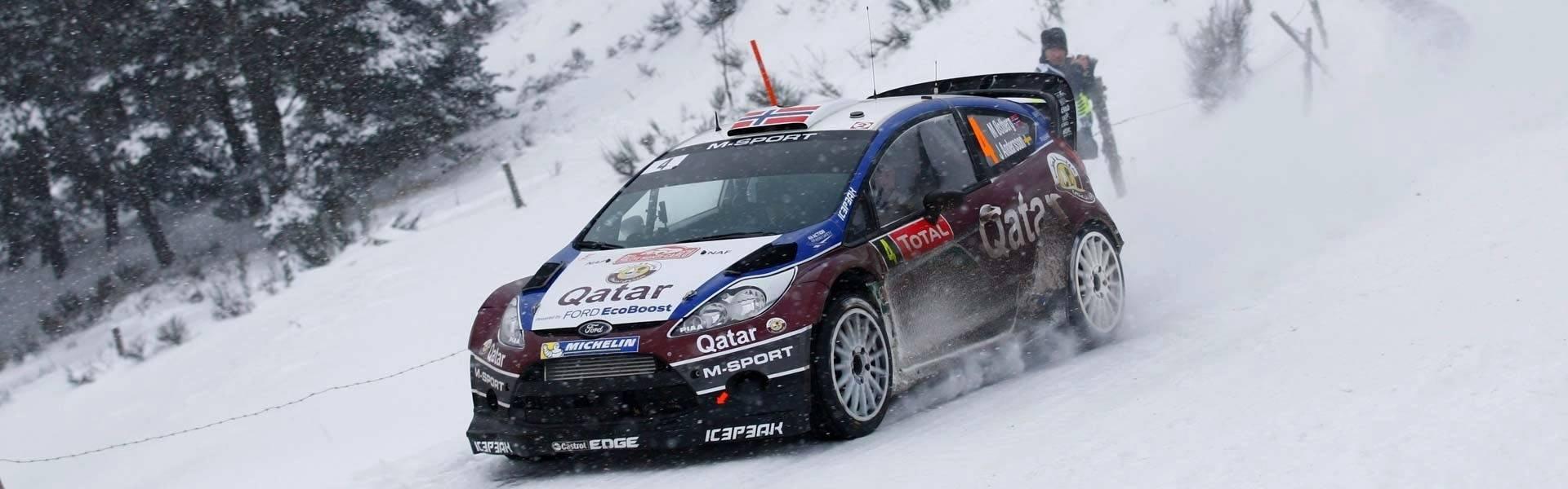 Sneeuwkettingen voor de Ford Fiesta
