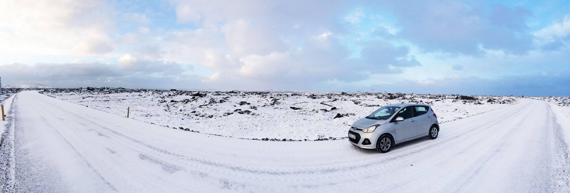 Sneeuwkettingen voor de Hyundai i10