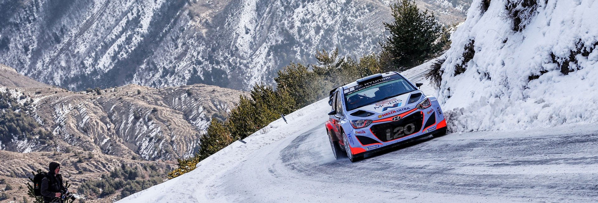 Sneeuwkettingen voor de Hyundai i20