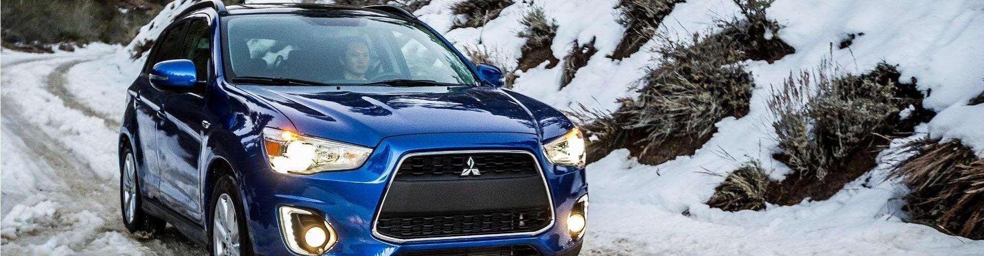 Sneeuwkettingen voor de Mitsubishi ASX