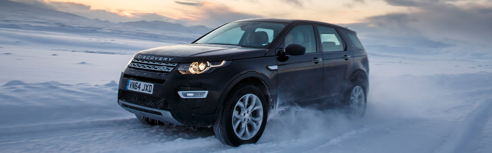 Land Rover Discovery Sport sneeuwkettingen