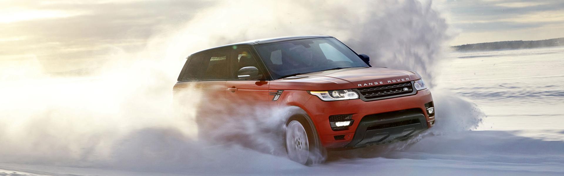 Sneeuwkettingen voor Land Rover Discovery 2017