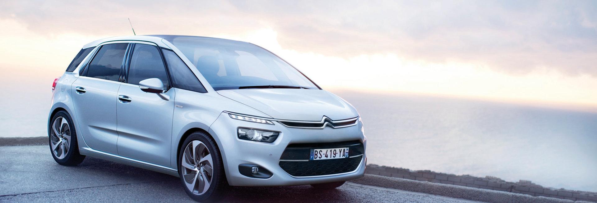 Citroën C4 Picasso sneeuwkettingen