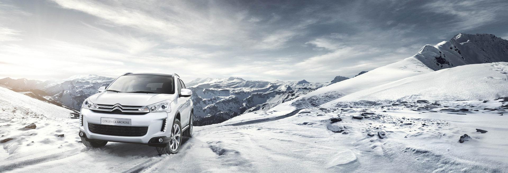 Sneeuwkettingen voor Citroën