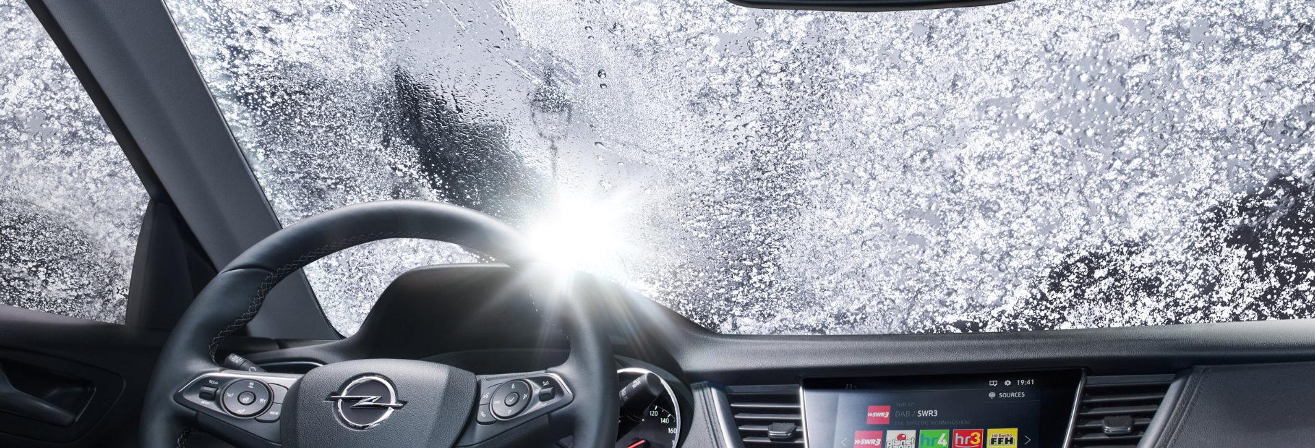 Sneeuwkettingen voor de Opel Grandland X