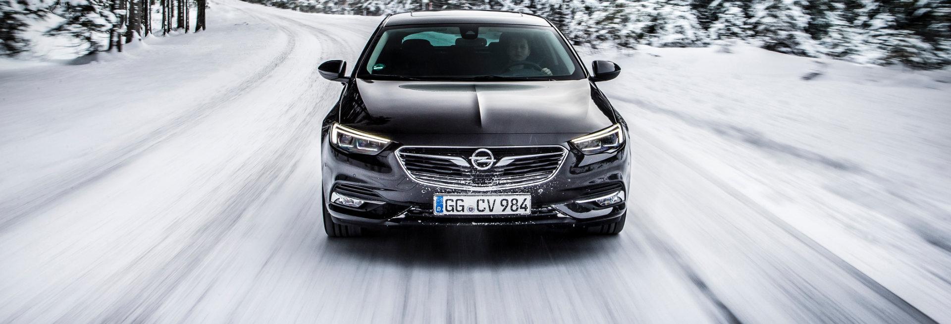 Sneeuwkettingen voor de Opel Insignia