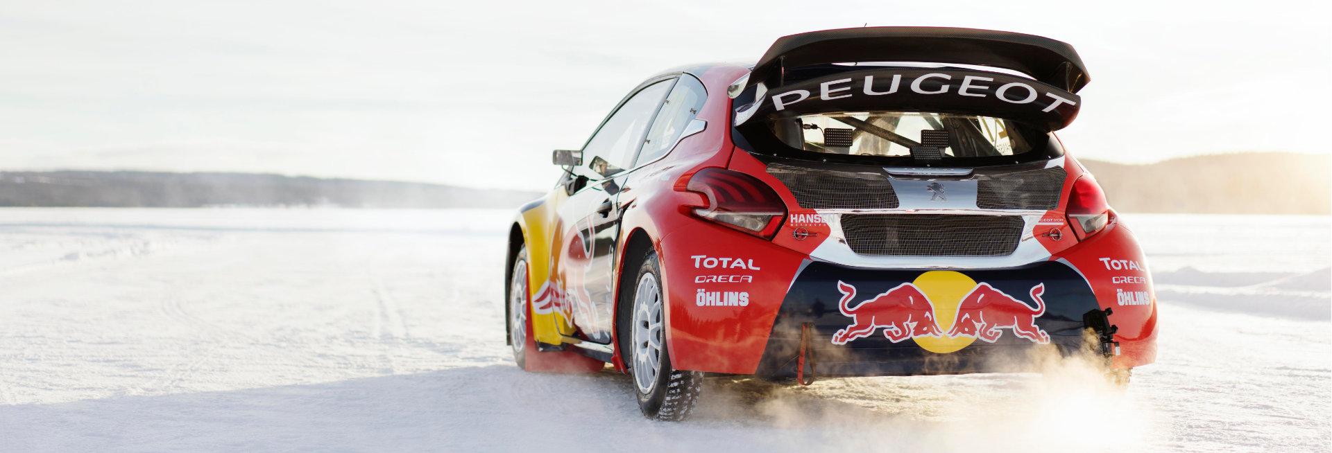Sneeuwkettingen voor de Peugeot 208