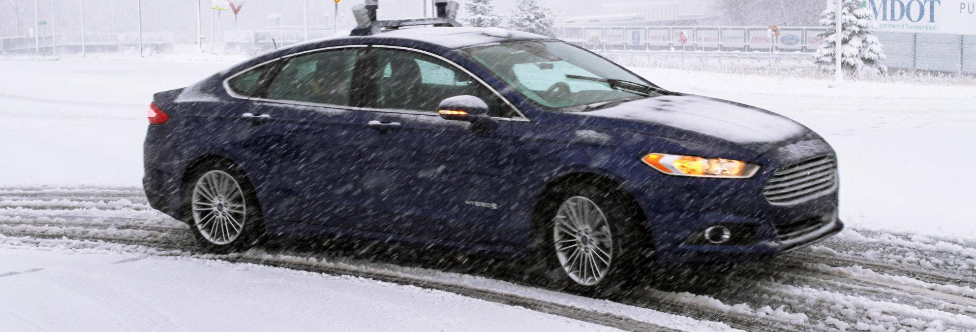 Sneeuwkettingen voor de Ford Mondeo